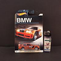 Pajangan Mainan Diecast Hotwheels Murah BMW E36 M3