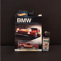 Pajangan Mainan Diecast Hotwheels Murah BMW M1