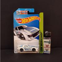 Pajangan Mainan Diecast Hotwheels Murah Mazda Rx 7 White