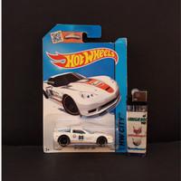 Pajangan Mainan Diecast Hotwheels Murah Corvette