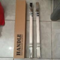 TERBATAS handle pintu 60cm kotak stainless