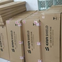 STOK TERBATAS Talang AC Reflector AC - Acrylic AC - Penahan Angin AC -
