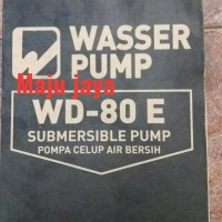 """BERKUALITAS Pompa celup / submersible"""" Wasser """""""
