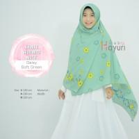 Hijab / Kerudung Segiempat Daisy • Original by Hayuri (120cm)