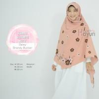 Hijab / Kerudung Segiempat Daisy • Original by Hayuri (130cm)
