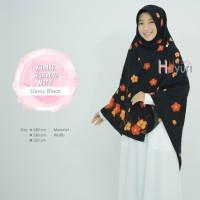 Hijab / Kerudung Segiempat Daisy • Original by Hayuri (150cm)