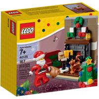 LEGO 40125 - Brick and More - Santa's Visit
