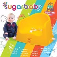 Sugar baby booster seat sit on me
