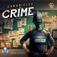 Chronicles of Crime ( Original ) Board Game