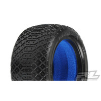 """Proline Electron 2.2"""" MC (Clay) Off-Road Buggy Rear Tires"""