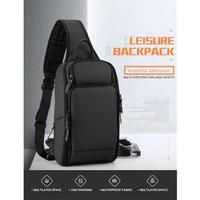 FENRUIEN Tas Selempang Fashion Sling Bag Pria - R-8292 TItanGadget