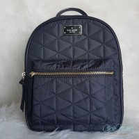 KS SmallBradleyQuilted-Black