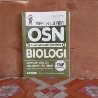 Buku OSN Biologi SMP