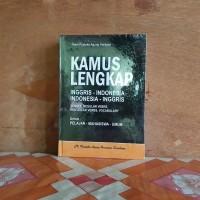 Buku Kamus Lengkap Ing Ind Ind Ing team PAH