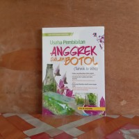 Buku Usaha Pembibitan Anggrek Dalam Botol