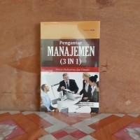 Buku Pengantar Manajemen 3 IN 1