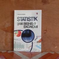 Buku Statistik untuk Bisnis & Ekonomi
