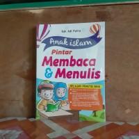 Buku Anak Islam Pintar Membaca & Menulis