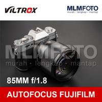 Viltrox PFU RBMH 85mm F1.8 FX-Mount Lens FX FujiX Fujifilm X Prime Fix