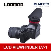 LARMOR LV-1F LV-1S LV-1N LV-1C LCD VIEWFINDER 3X