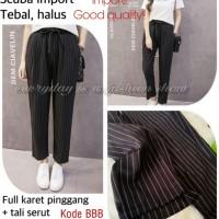 Bawahan Wanita Celana Panjang Wanita Stadi Stripe Pants BBB Tapi.2019