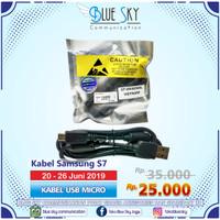 PROMO KABEL USB MICRO SAMSUNG S7