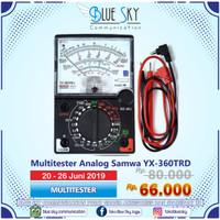 PROMO MULTITESTER ANALOG SAMWA YX-360TRD