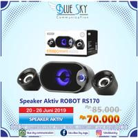 PROMO SPEAKER AKTIF ROBOT RS170
