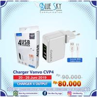 PROMO CHARGER VANVO CVP4