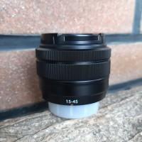 SECONDHAND - Fujinon XC 15-45mm f3.5-5.6 - 291 - Gudang Kamera Malang
