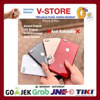 iphone 8 plus 64 red super mulus second ori bekas