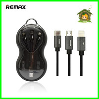 REMAX Kerolla 3 in 1 Cable RC-094th Kabel Micro USB Lightning Type C
