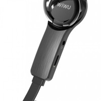 WIWU LT05 Lightning Audio Adapter Connector for Apple Devices