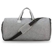 Modern 2-in-1 Multifunction Men Foldable Hanging Travel Duffel Bag