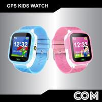 JAM TANGAN GPS ANAK, GPS TRACKER FOR KIDS, SMART WATCH GPS KIDS (LBS)