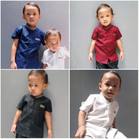 KIcau kecil Khalil Koko – baju koko anak laki laki