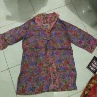 Baju Batik Gaul Wanita