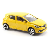 Majorette Street Cars Renault Clio Sport - yellow