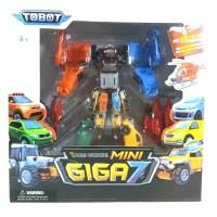 mainan tobot giga 7 / tobot seven