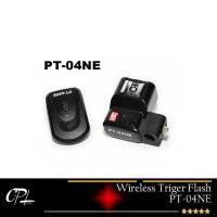 PT-04NE Wireless Triger Flash