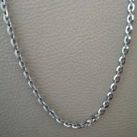 Kalung Nuri Kaca Stainless Steel Panjang 60CM