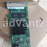 Lan Card Server intel i350-T4 Quad Port Gigabit PCI Express x1