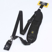 Best Seller QUICK RAPID CAMERA KAMERA SLING STRAP - BLACK Keren