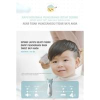 BEAR Hair Cutter Clipper Trimmer LFQ-A02E1 alat cukur rambut bayi