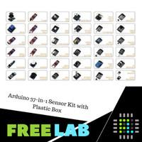 Kit Sensor 37 in 1 untuk Arduino dan Raspberry Pi tanpa Box