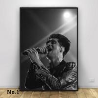 Poster Brendon Urie Panic at the Disco Ukuran Besar 60x90cm