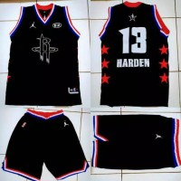 JERSEY BASKET NBA ALL STAR 2019 JAMES HARDEN