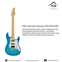 FGN J-Standard Odyssey JOS-FM-M Electric Guitar