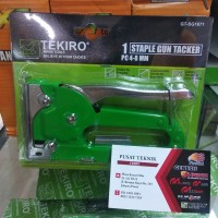 GUN TACKER TEKIRO - STAPLES TEMBAK TEKIRO