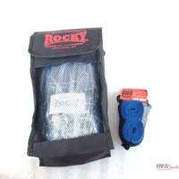 PAKET HEMAT Sarung Tinju Rocky + Sepasang Handwrap Bushido 2,7 Meter